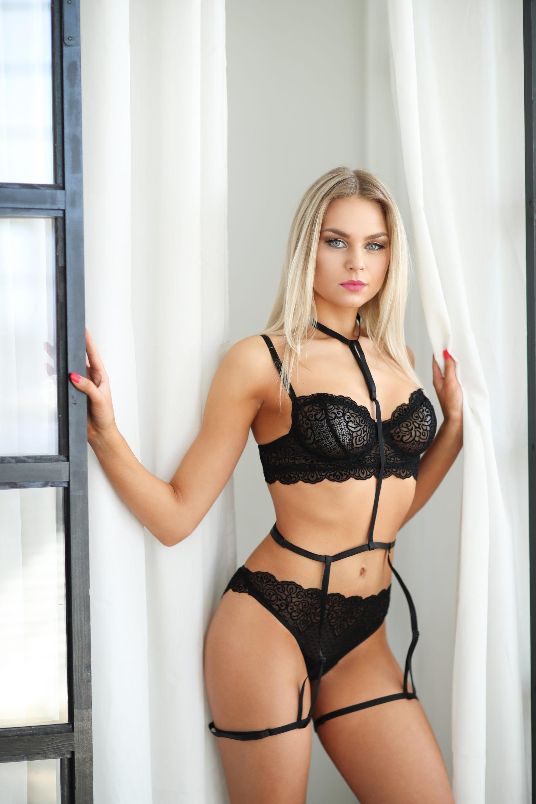Młoda blondynka nago na sex - Koniecpol